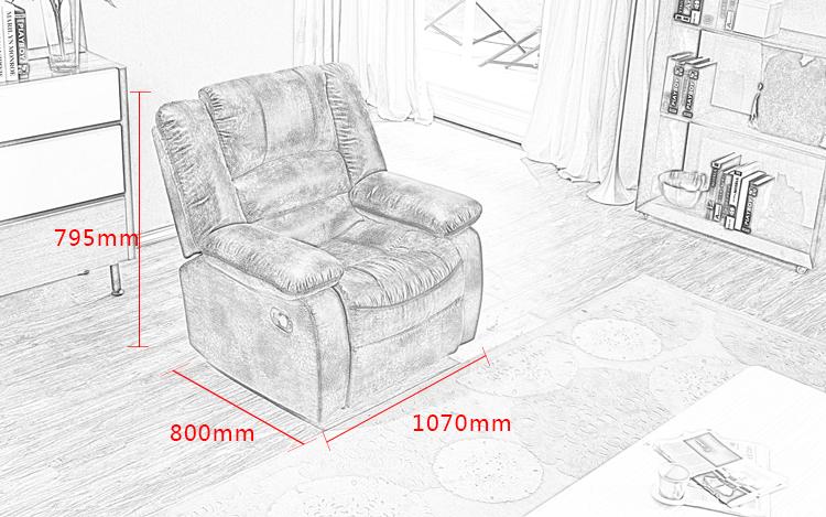 沙发平面图手绘单个