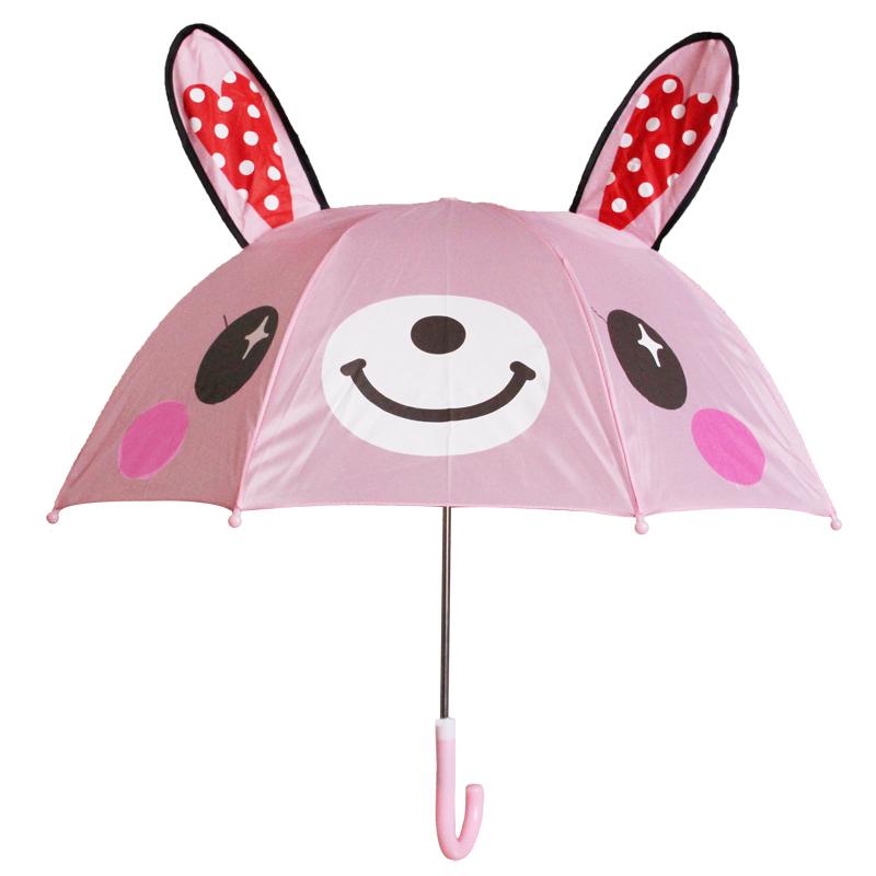 儿童折纸公主雨伞步骤