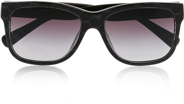 designer lenses  dark-gray lenses