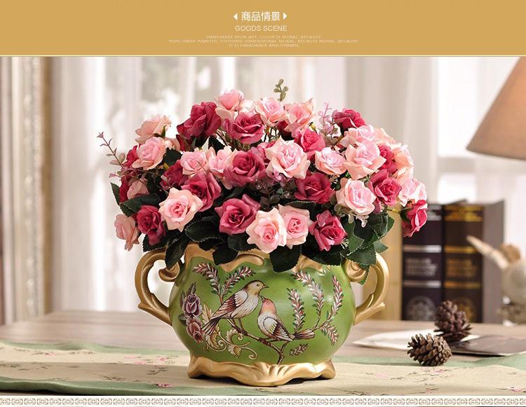 组合 现代简约创意花瓶