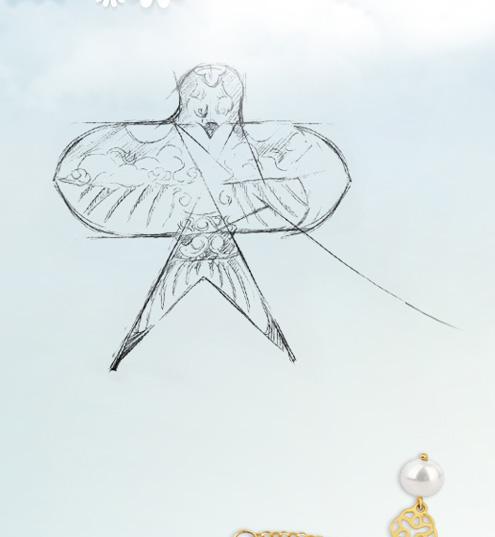 风筝图片简笔画