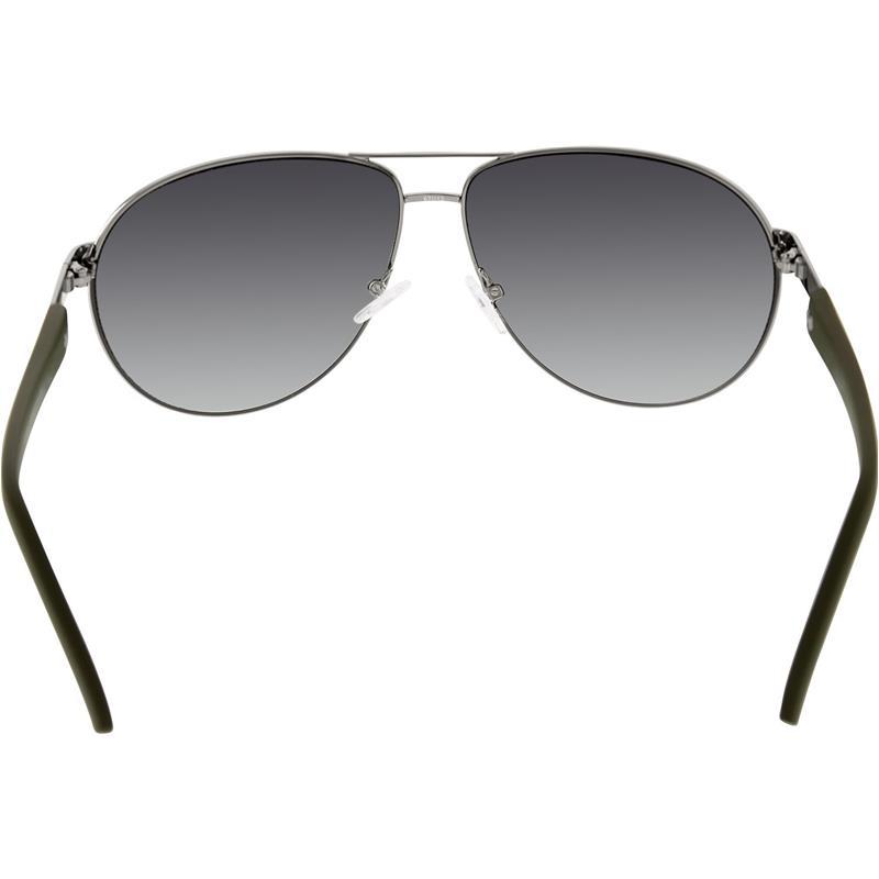 cool mens sunglasses  mens gu6801-gun-35 silver