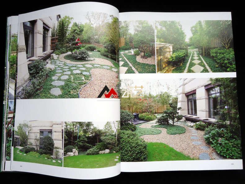 品私家庭院ii 2别墅豪宅花园庭院庭园环境景观设计工程案例书籍