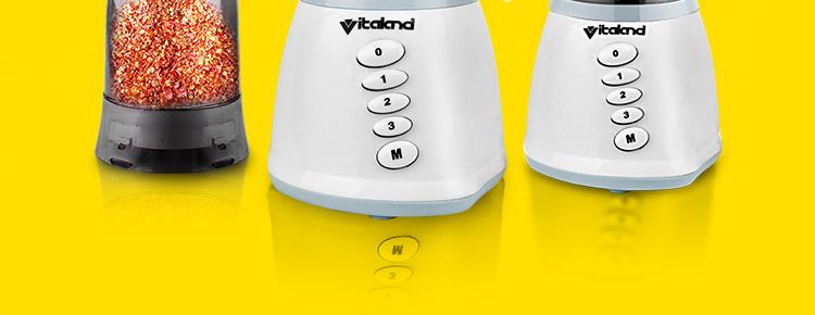 3666秭b!�l#k��h�֒���_威的(vitaland) vl3666料理机多功能榨汁机家用果汁搅拌机 婴儿辅食机