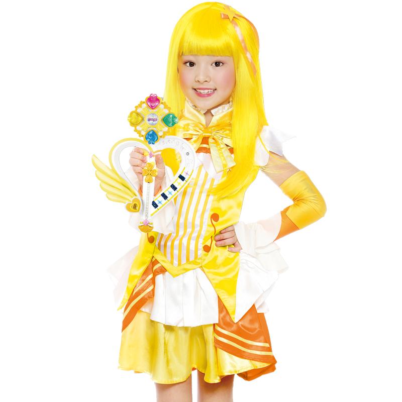谁知道巴拉拉小魔仙的服装和变身器在哪买的