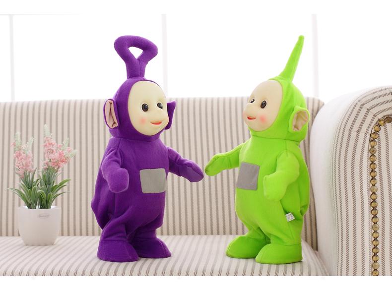 正版天线宝宝 娃娃 天线宝宝娃娃公仔毛绒 宝宝礼物 可爱天线宝宝