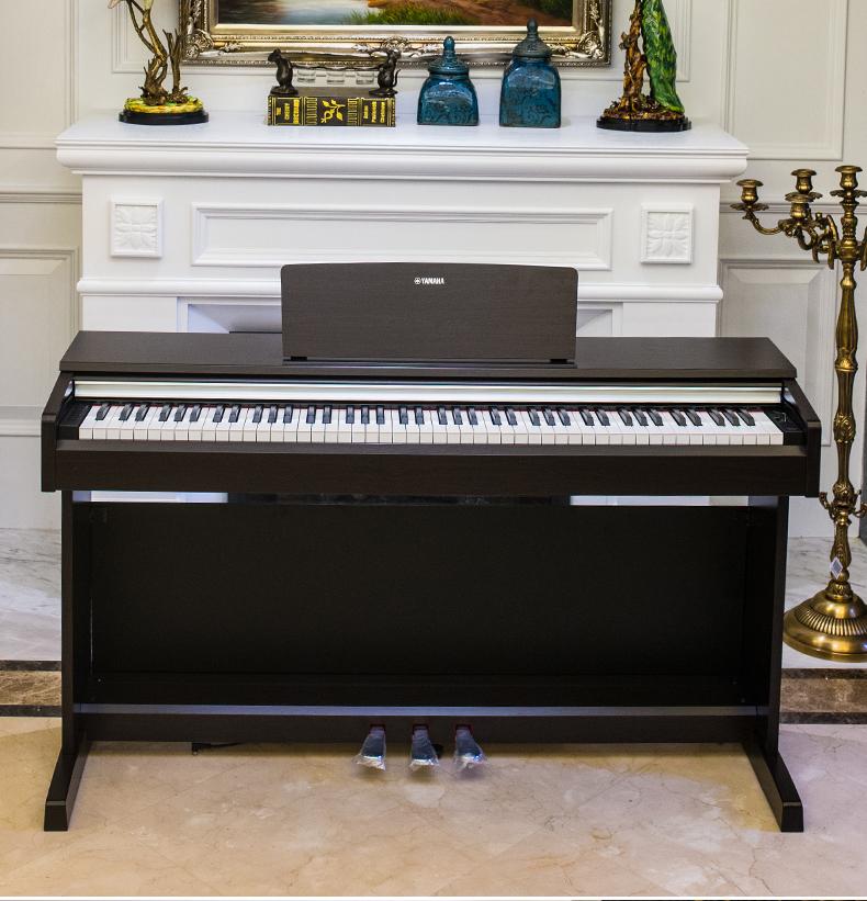 yamaha雅马哈电钢琴ydp142 88键重锤电子数码钢琴印尼图片