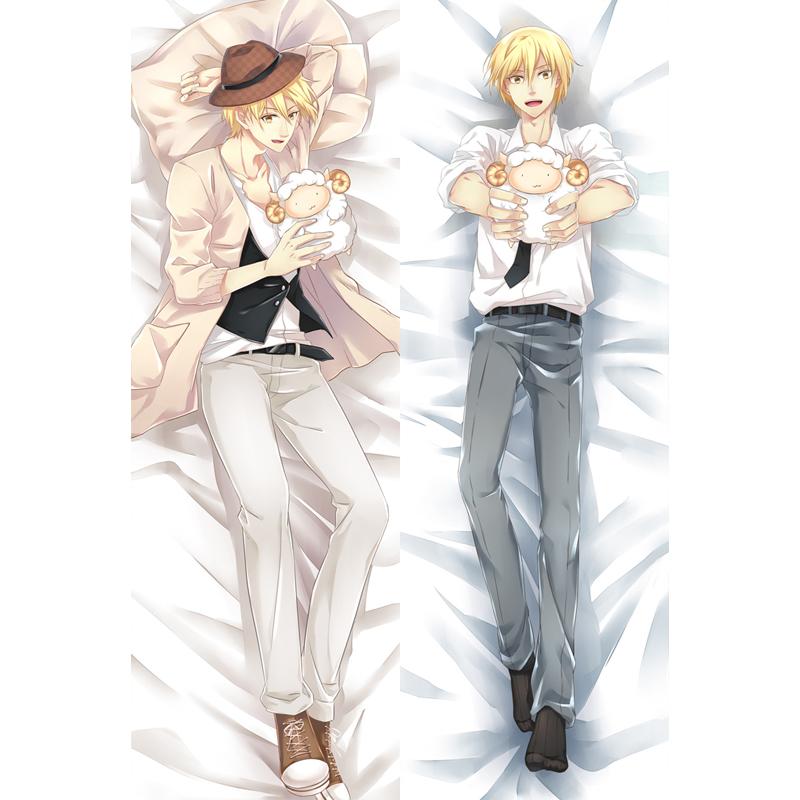 萌創社 原創黑子的籃球周邊動漫等身抱枕床上靠枕大碼