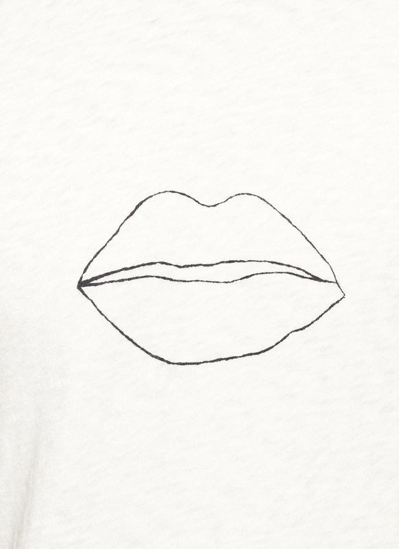 手绘嘴唇怎么画