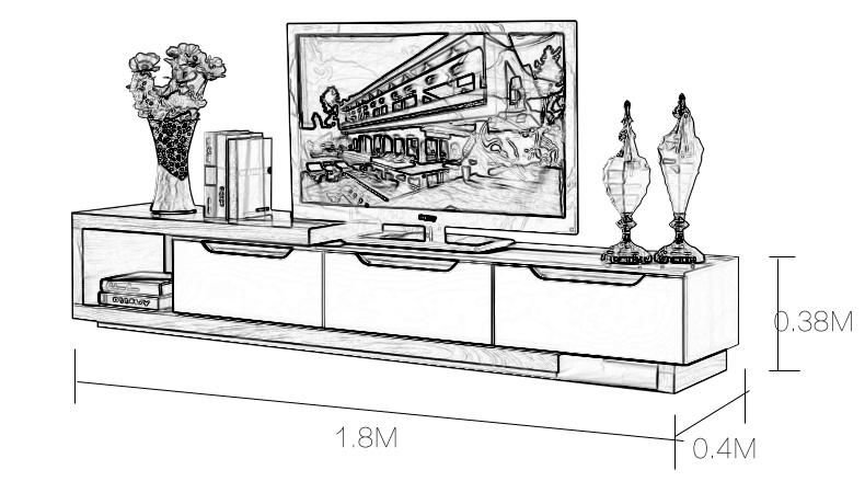 工程图 简笔画 平面图 手绘 线稿 790_450