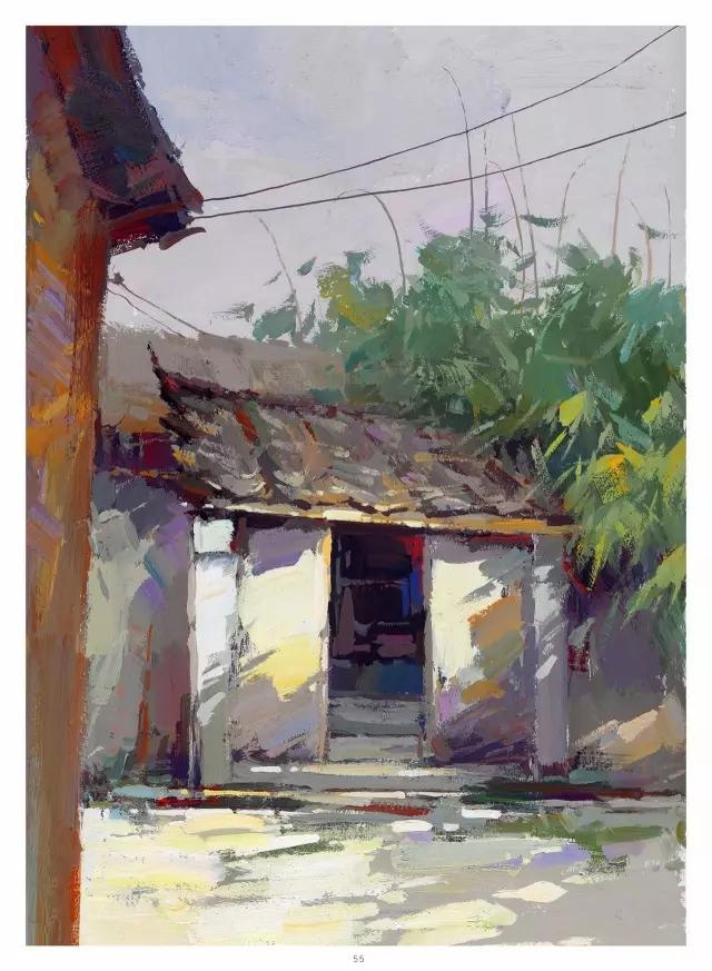 【多本低折扣】2017 对画色彩风景敲门砖会画了 色彩静物刘大锦李家友