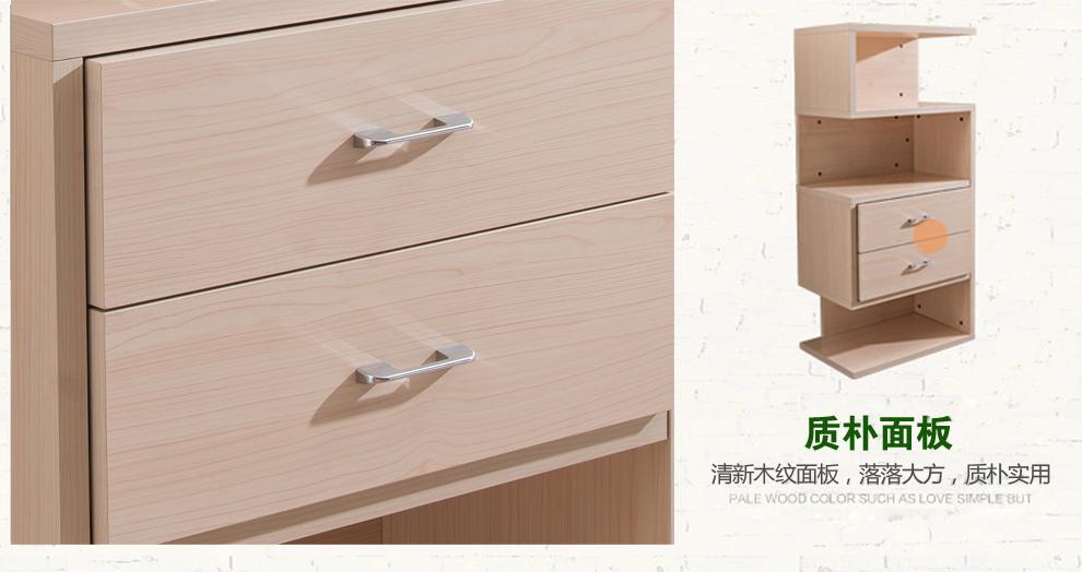 电视柜背景墙自由组合 可伸缩影视柜置物架 组合电视柜 326小号吊柜