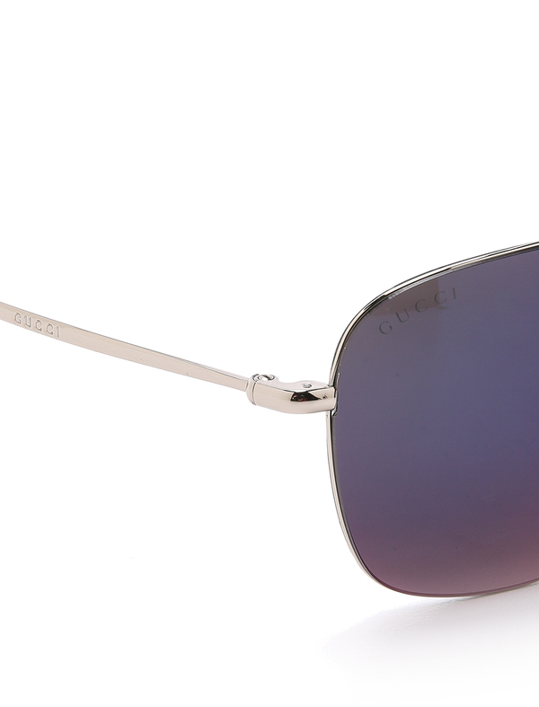 gold mirrored ray bans  ombr茅 mirrored
