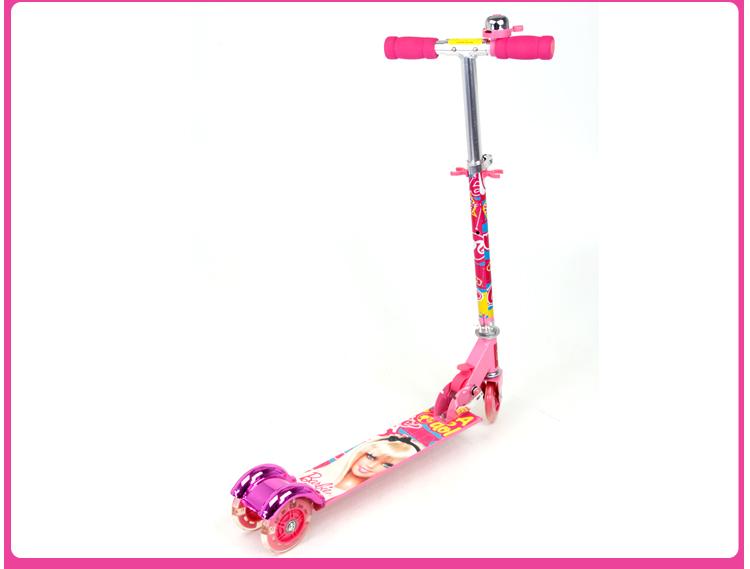 滑板车 儿童三轮滑板车