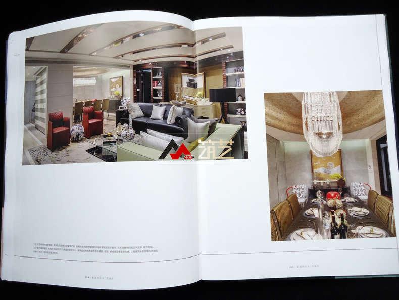 邱德光 新装饰主义2 星河湾新中式东方禅意风格别墅豪宅住宅样板房图片
