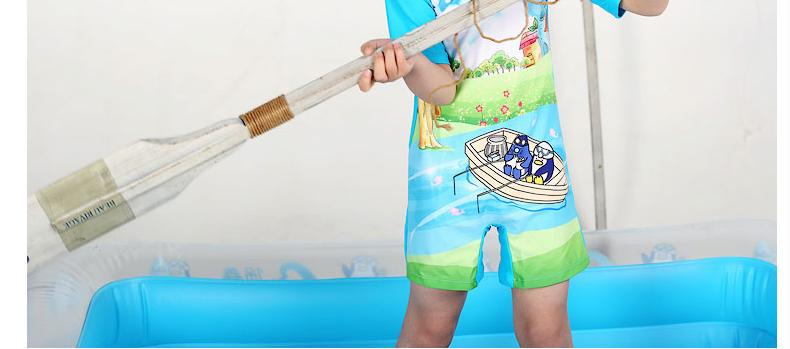 儿童卡通图片泳衣图片展示