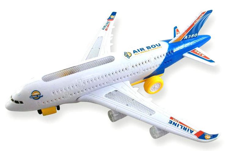 客机飞机模型