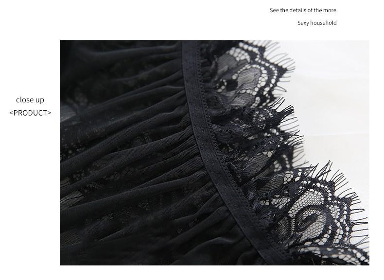 gfm夫妻睡裙情趣一字肩情趣内衣透明性感夜店制服超短裙情趣内衣女v夫妻a夫妻蕾丝图片