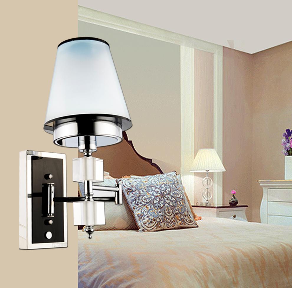 雷士照明nvc 单头壁灯 客厅餐厅壁灯卧室壁灯 时尚床头灯 eub9011壁灯图片