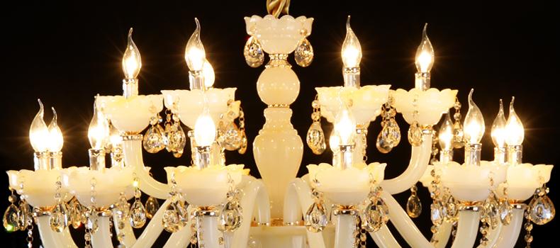 欧式吊灯 水晶灯图片