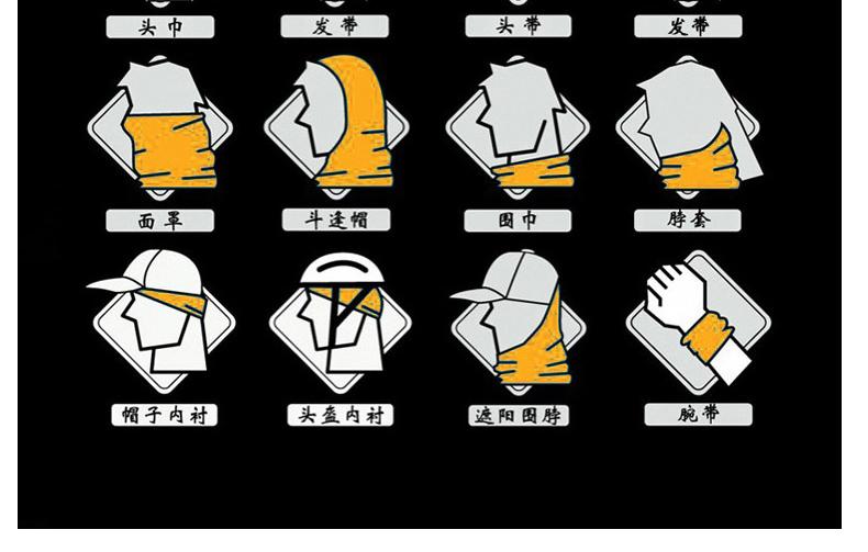 面罩标识矢量图