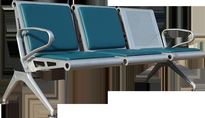 办公虎机场椅/公共排椅/长椅候车椅/银行等候椅/医院候诊椅/排椅子