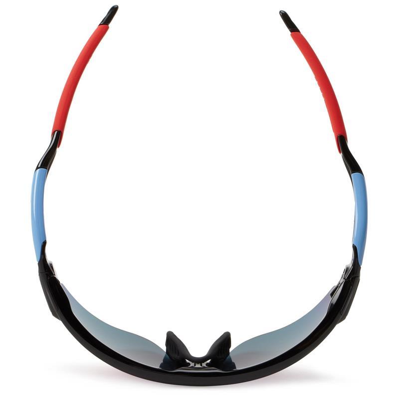 oakley radarlock path glasses iridium photochromic vented lens  radarlock oo9181-18 iridium
