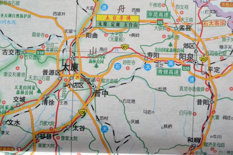 青岛开车沿海路线图
