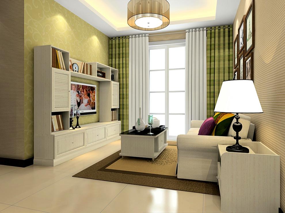 00 尚品宅配 定制客厅 电视柜 沙发 茶几 餐边柜 鞋柜 吊柜设计 上门图片