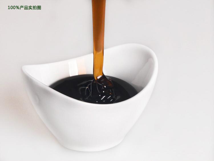 刘氏哈蜜 蜂蜜蜂巢素500克*1瓶 玻璃瓶包装图片