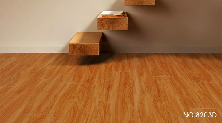柯耐pvc木纹地板胶 加厚耐磨防水自粘石塑地板革 2.0mm 8203d图片