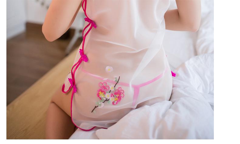 苏拉乐薇(sulalevi)情趣内衣服旗袍老公套装sm乳夜店情趣用品买刺绣生日图片
