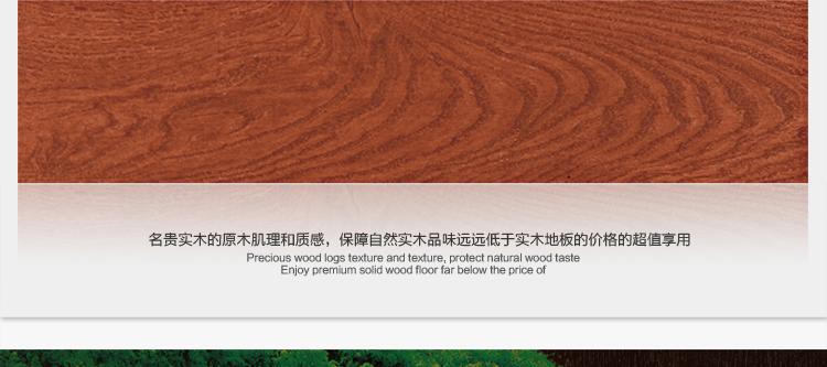 宝润陶瓷 防滑防潮客厅地砖 卧室木纹砖瓷砖 佛山木地板建材 英伦橡木