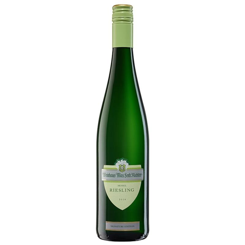 德国进口 里希特庄园签名版雷司令半甜白葡萄酒 750ml
