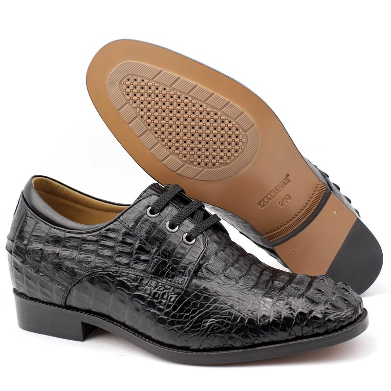 男鞋鳄鱼皮鞋款式品牌