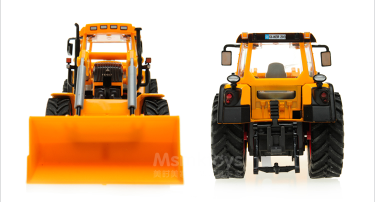 挖掘机推土机