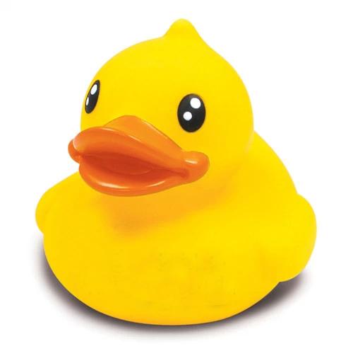 小鸭子洗澡卡通图片