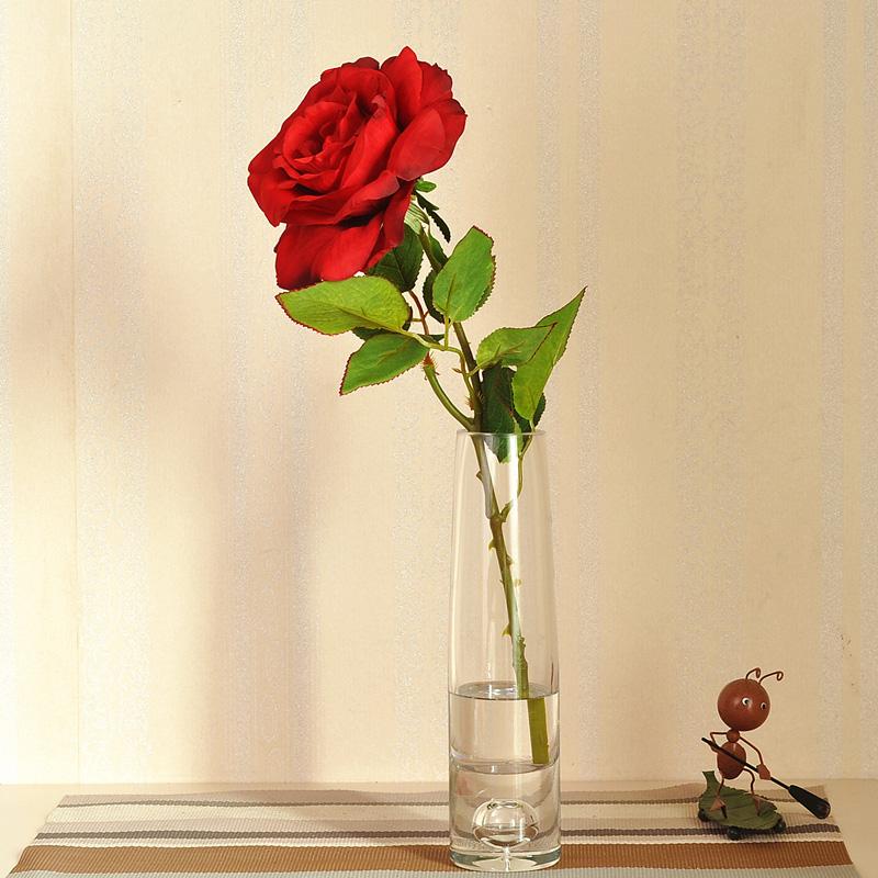 花假花塑料花干花落地花盆客厅餐桌摆件装饰花