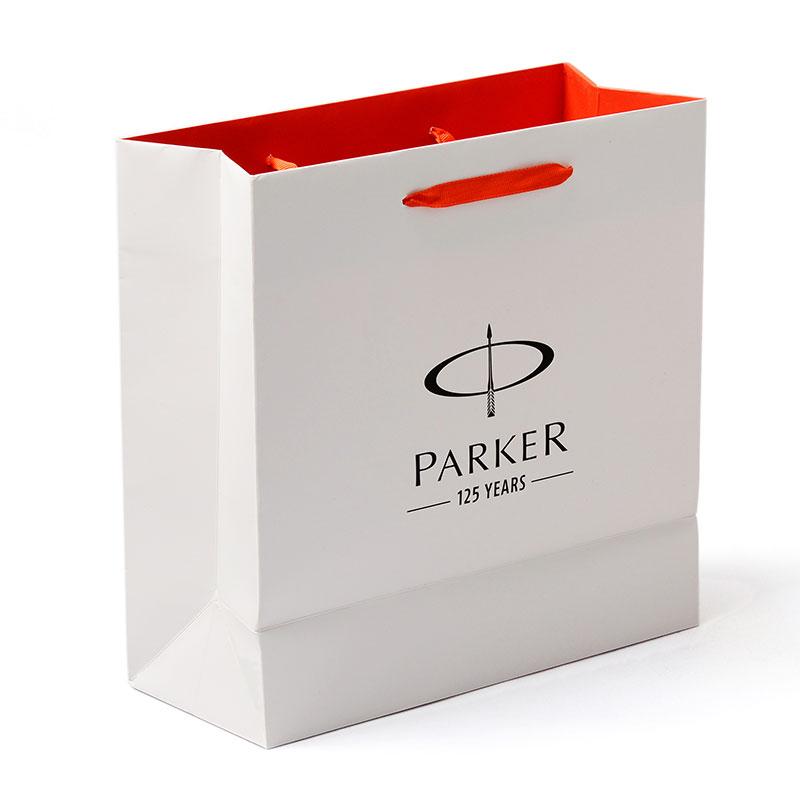 派克(PARKER)笔手提袋子 (大)礼品袋