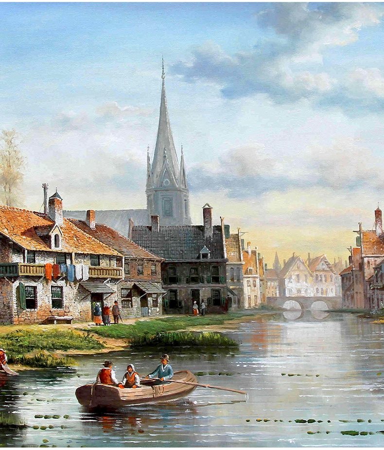 欧洲庄园高档欧式风格图片