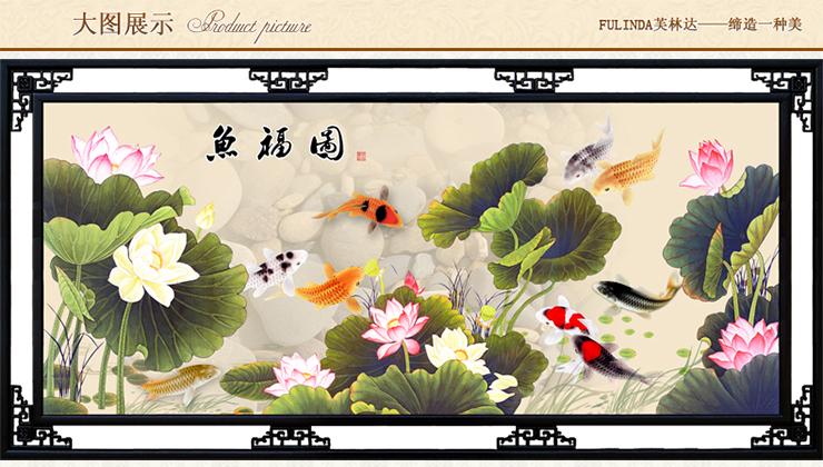 diy手绘油画 数字油画 自助彩绘diy 含组合木框 家居装饰挂画 50x80cm