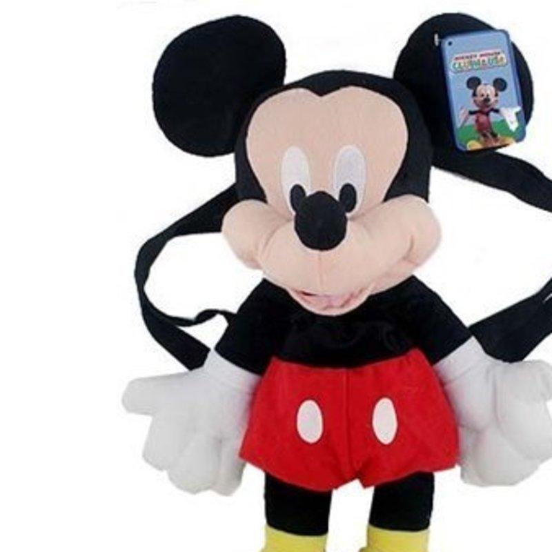 迪士尼(disney)儿童 米老鼠 可爱休闲书包
