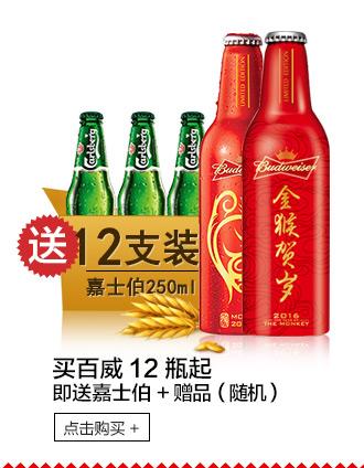 泰谷啤酒 TAGUS 欧洲原装进口 瓶带拉环250m
