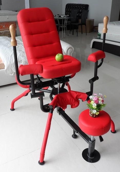 情趣用品红色椅爱乐椅八爪椅性爱椅合欢椅情趣椅子酒酒店欧美情趣图片