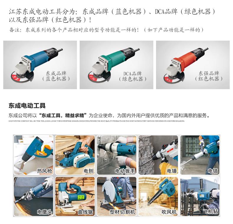 东成电动工具附件4-10寸装修级合金圆锯片硬质合金图片十四