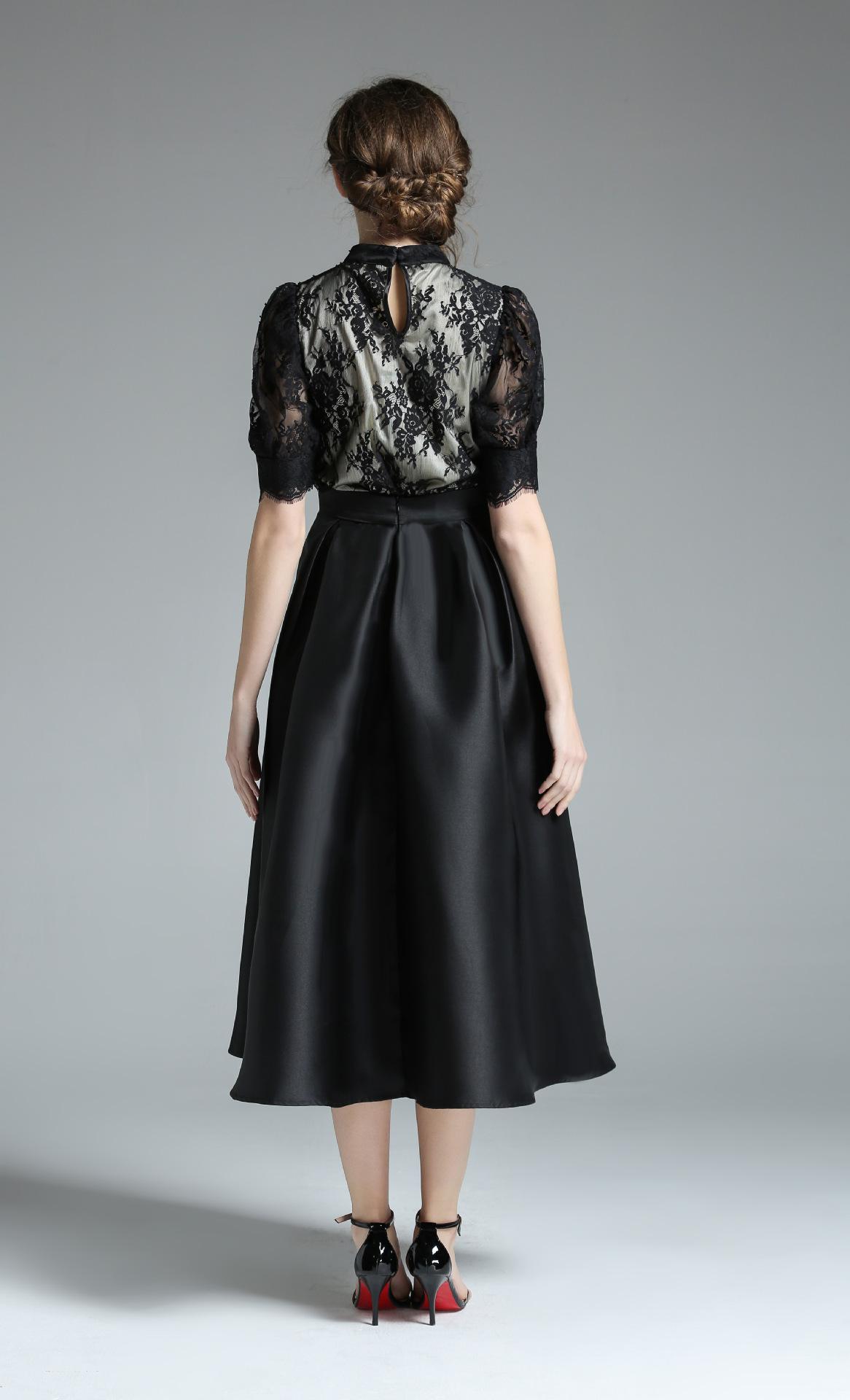 2014 2015 t台 连衣裙 裙 时装秀 时装周 秀场 走秀 1166_1920 竖版