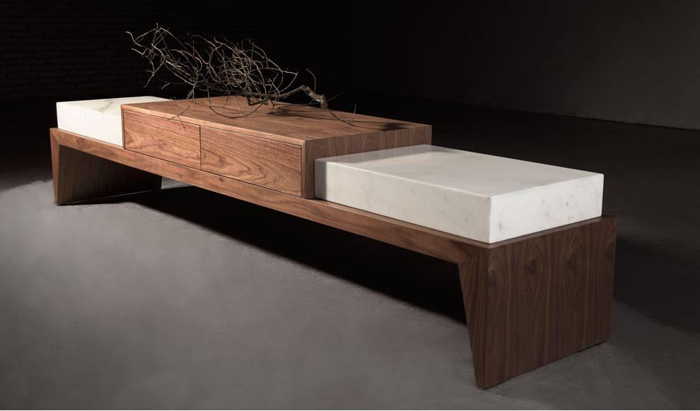 健步家具 天然大理石(非人造石) 板式电视柜 有茶几组合套装 地柜式图片