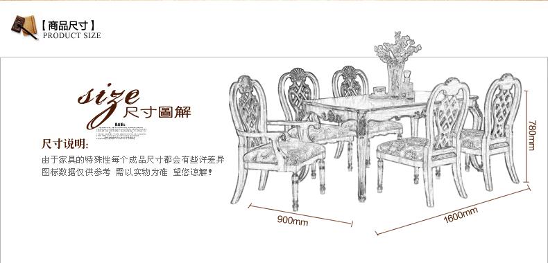 一点透视餐桌手绘