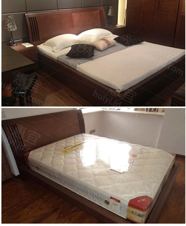 排骨架床气压杆高箱床1图片