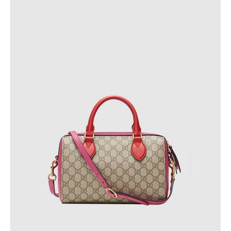 Túi xách nữ GUCCI logo 409529 KLQIG 9784 - ảnh 5